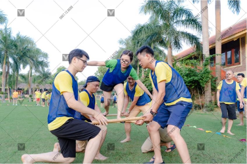 Lợi ích tổ chức teambuilding resort 3