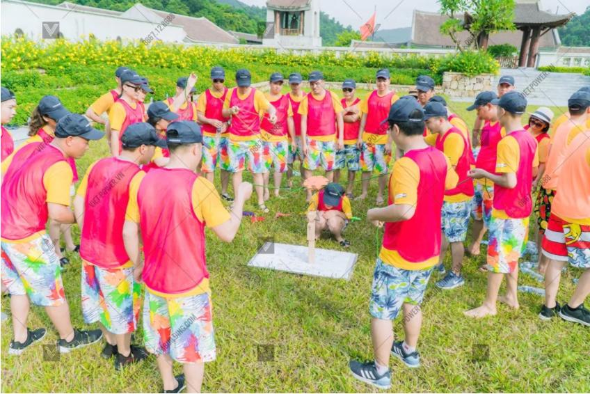 Lợi ích tổ chức teambuilding resort 4