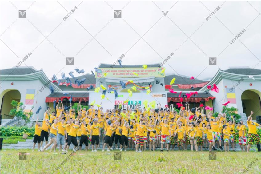 Lợi ích tổ chức teambuilding resort 5