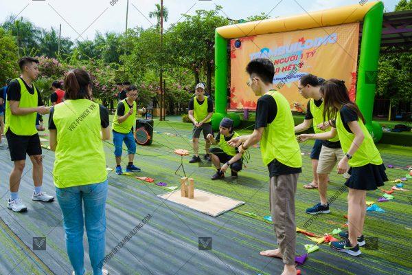 team building baara land