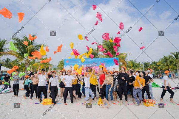 team building Hạ Long