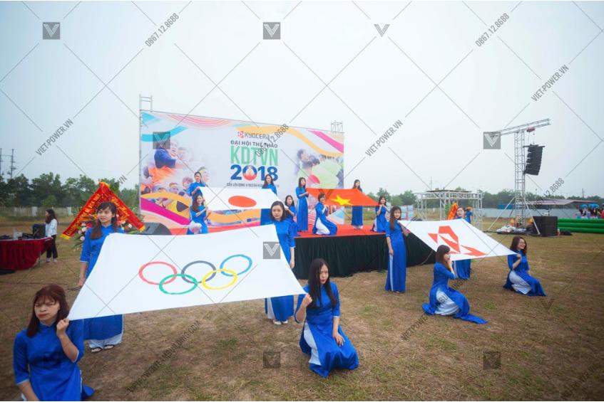 Tổ chức hội thao
