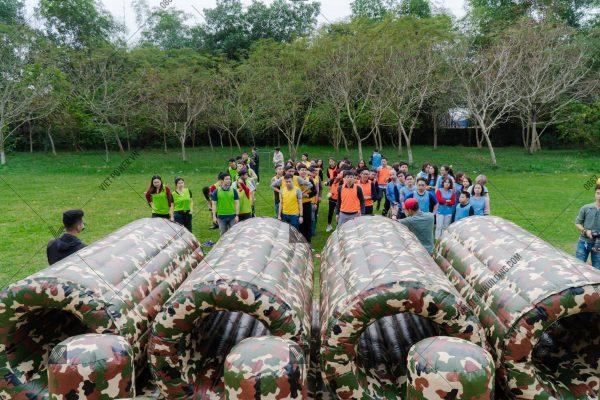 tổ chức team building resort asean
