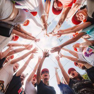 tổ chức team building thảo viên resoprt