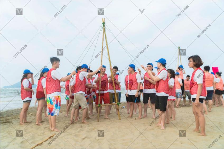 chương trình bãi biển vinpear