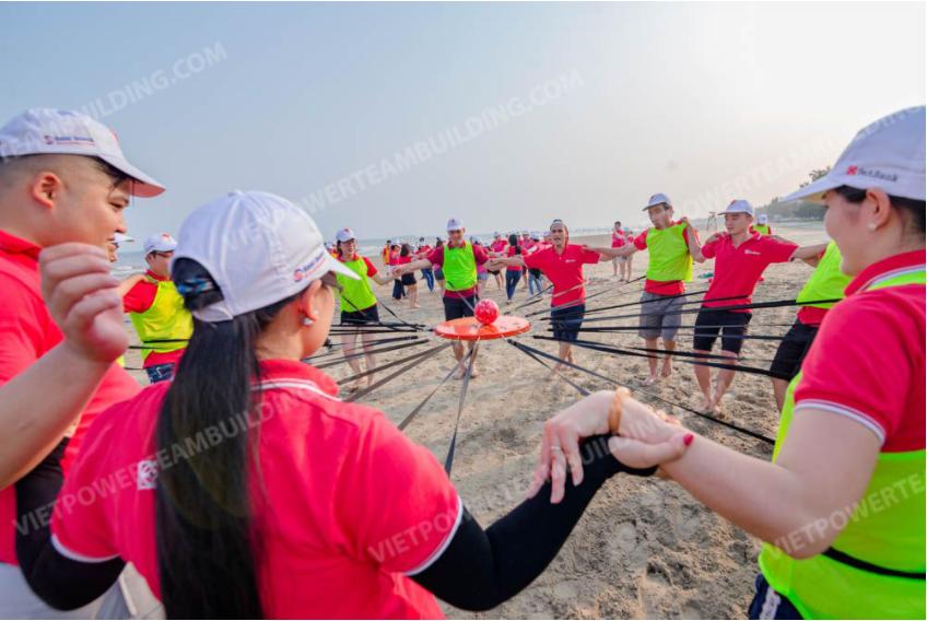 Chương trình teambuilding seabank