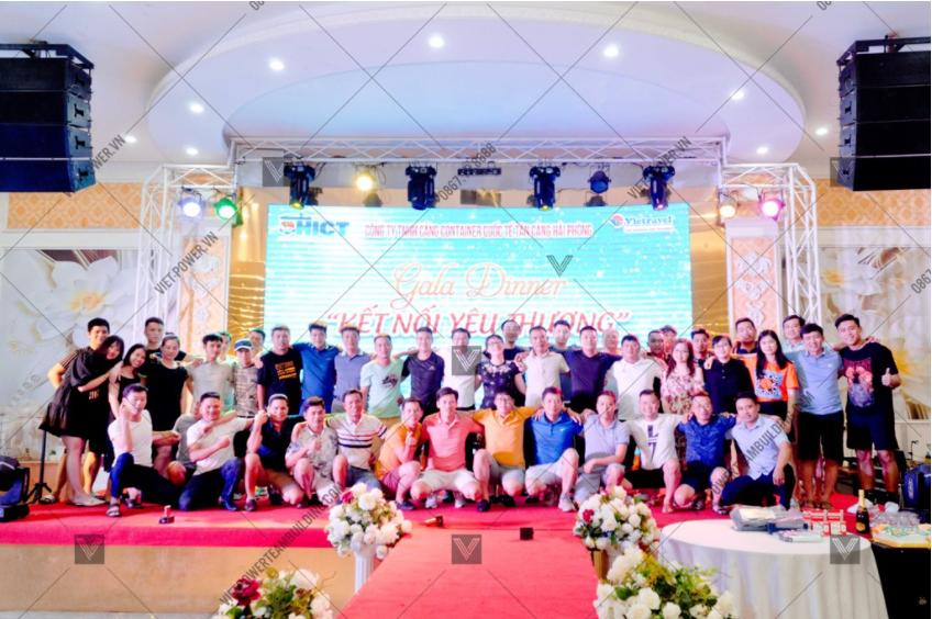 công ty tổ chức event