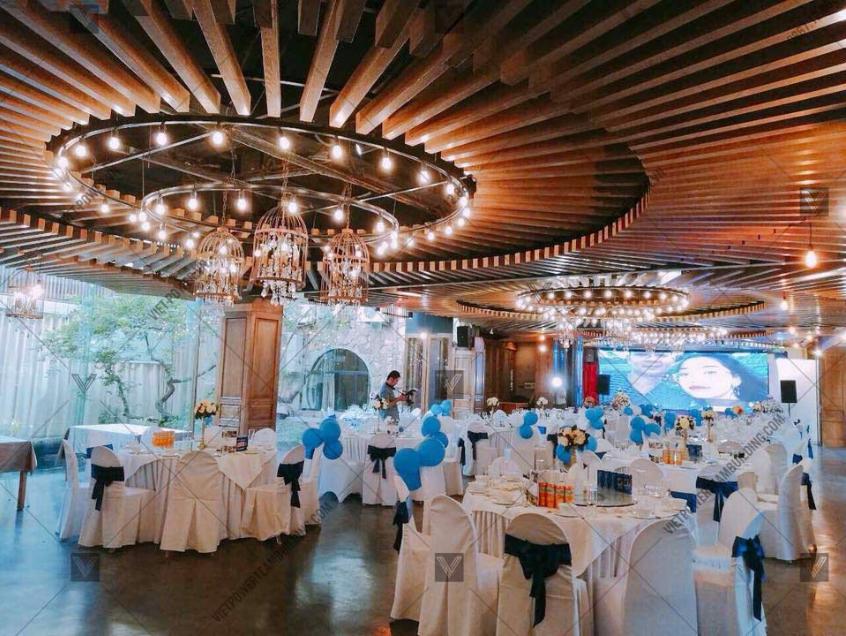 địa điểm tổ chức sự kiện tại Hà Nội 14