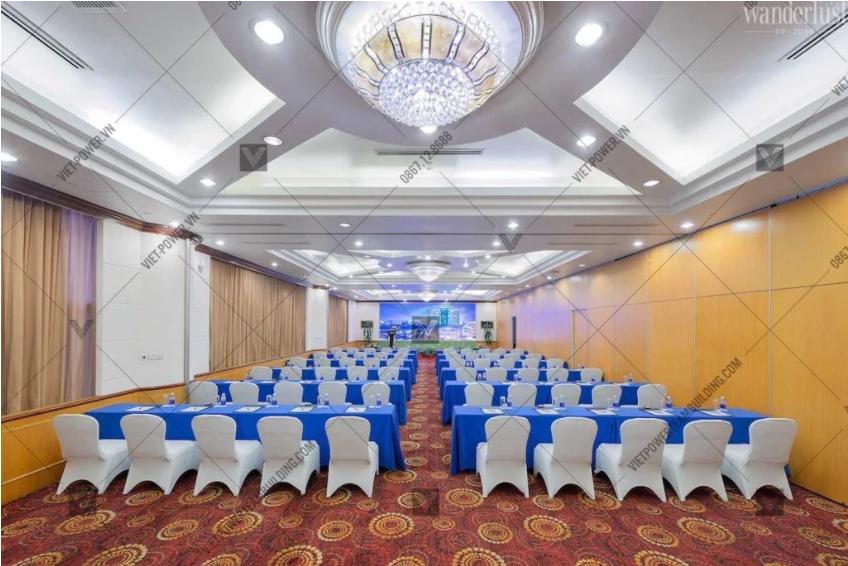 địa điểm tổ chức sự kiện tại Hà Nội 2