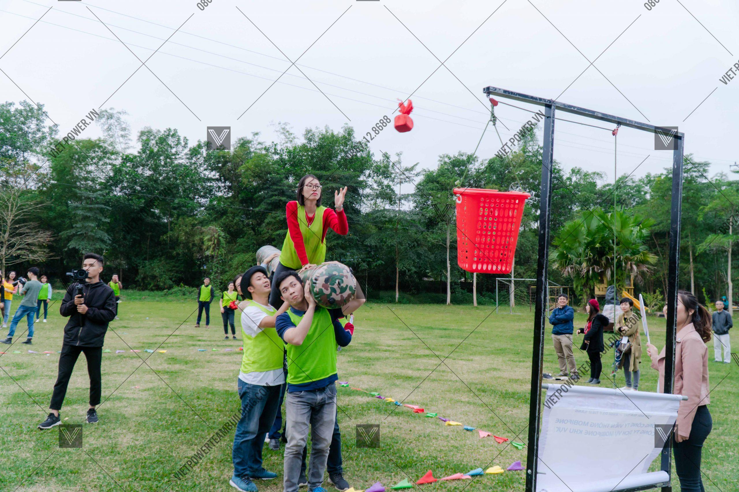 địa điểm tổ chức team building tại đà nẵng 9