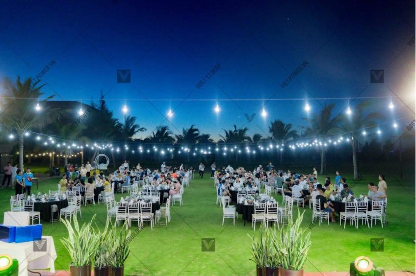 Địa điểm tổ chức tiệc tất niên cuối năm