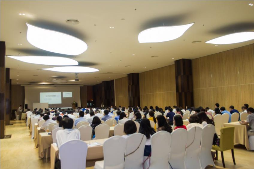 Hội nghị tập huấn luyện công tác quản trị doanh nghiệp