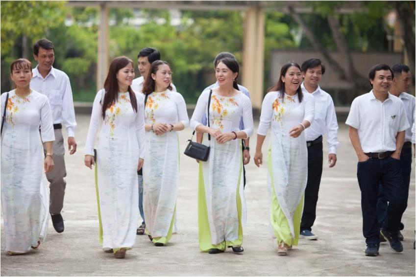 Hội ngộ gắn kết cựu học sinh khóa 95-98