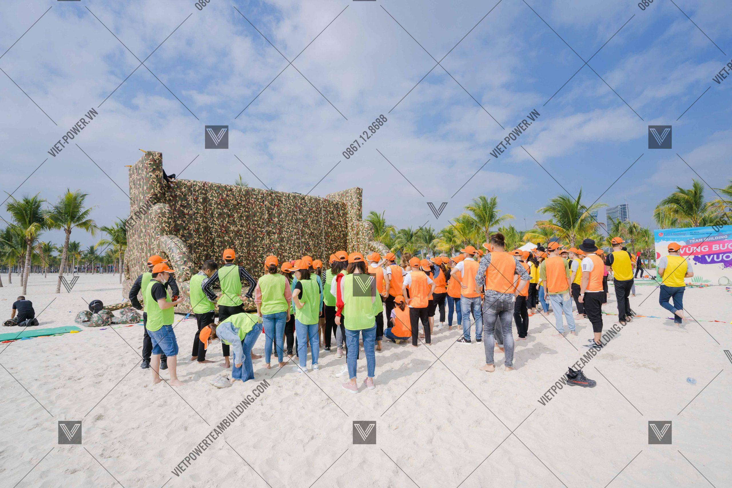 kinh nghiệm tổ chức team building tại đà nẵng 9