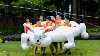 teambuilding resort điện lực aes vcm
