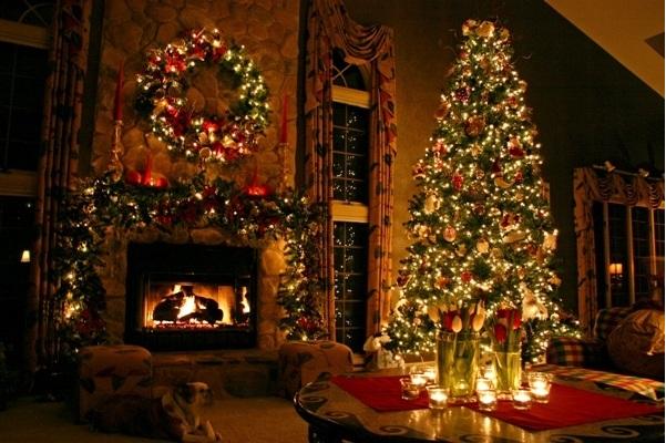 tổ chức tiệc giáng sinh 2