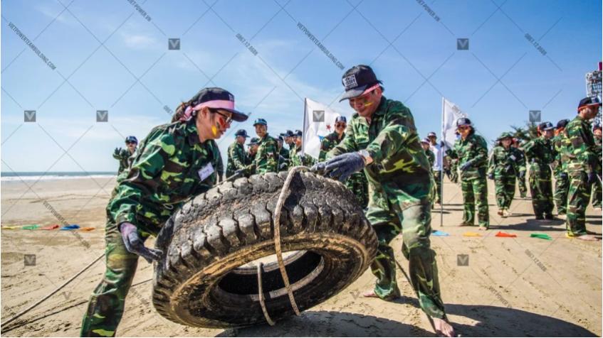 top 9 trò chơi team building quân đội 1