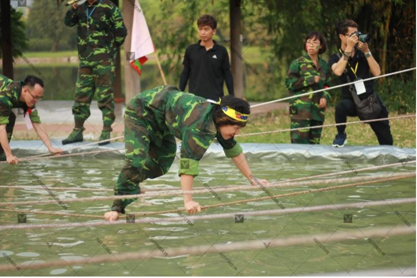 trò chơi team building quân đội 1