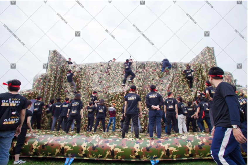 trò chơi team building quân đội 4