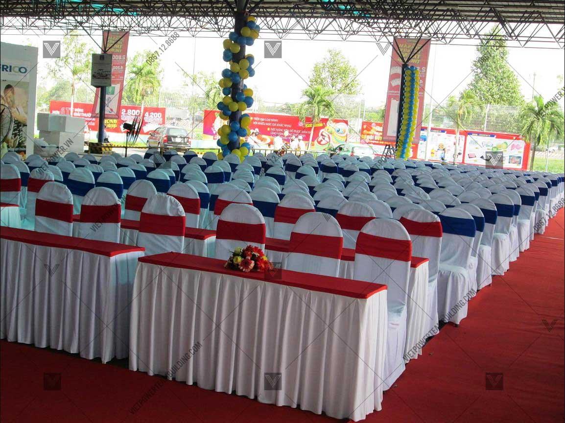 VietPower cho thuê bàn ghế sự kiện