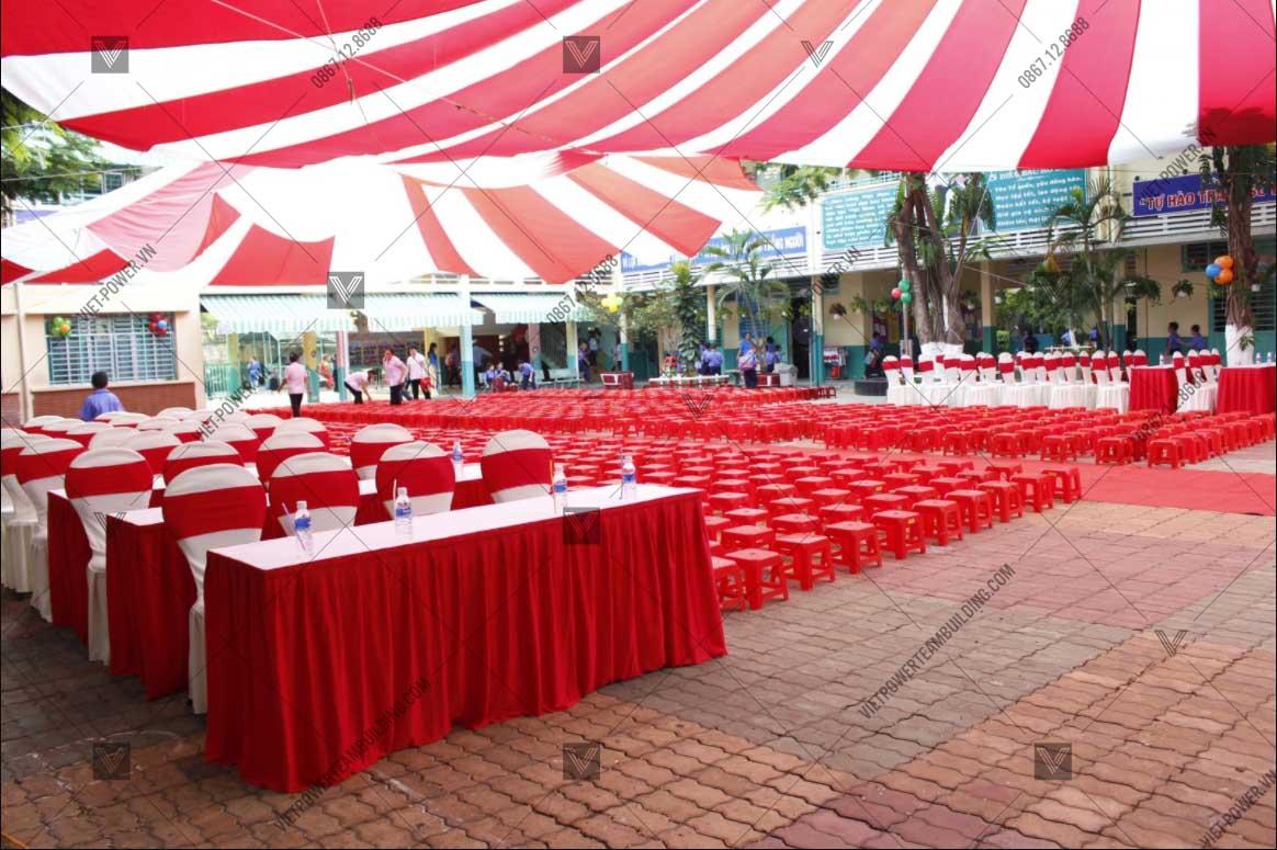 Công ty cho thuê bàn ghế sự kiện
