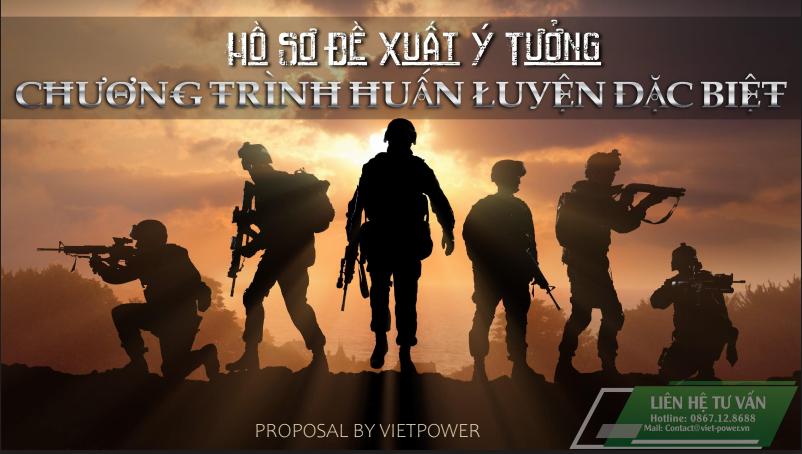Kịch bản tổ chức team building quân đội