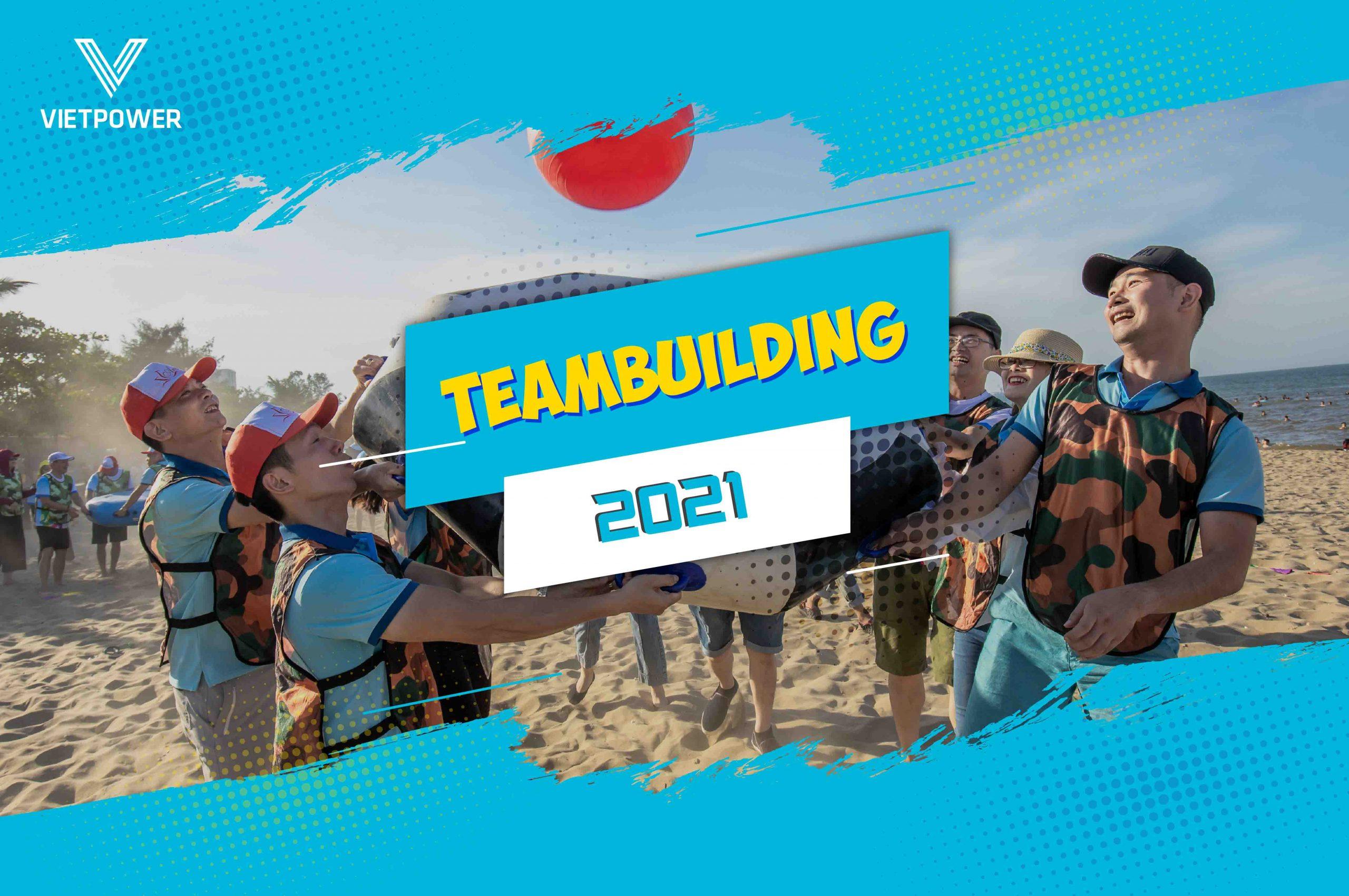 Tổ chức team building