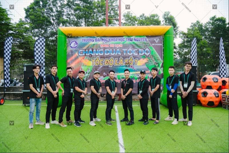 Cho thuê MC Team building 5