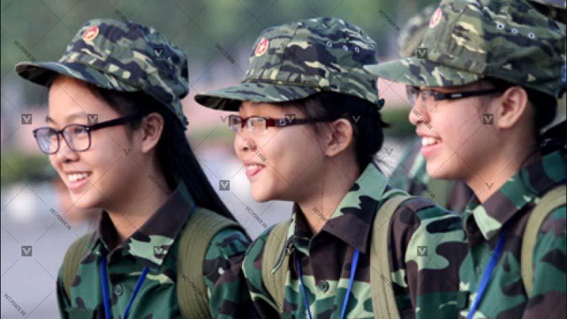 Học kỳ quân đội phù hợp độ tuổi nào