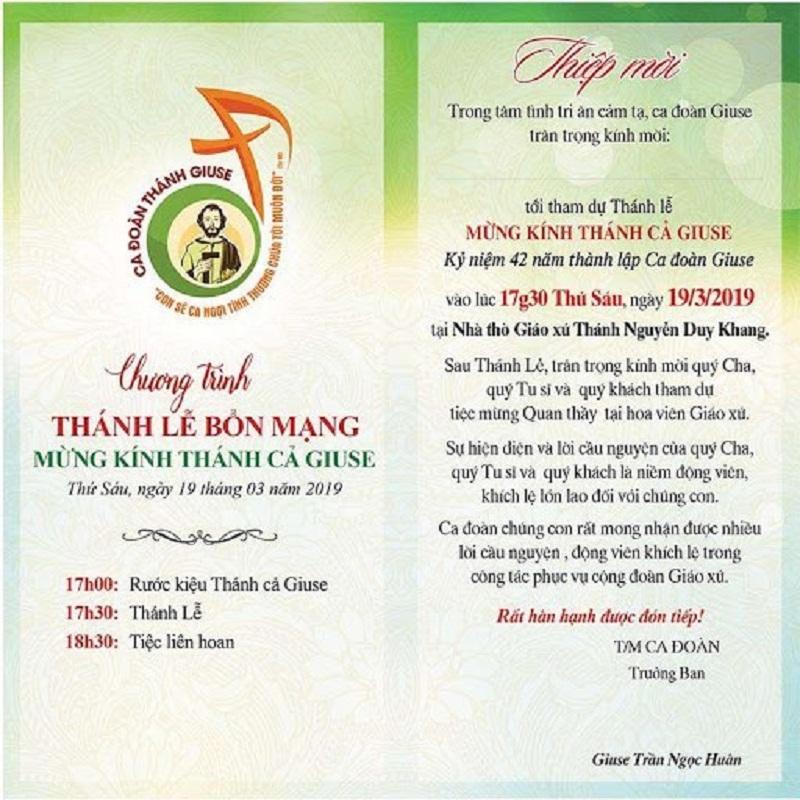 Thiệp mời kỷ niệm thành lập công ty 14