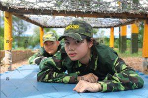 Trại hè quân đội