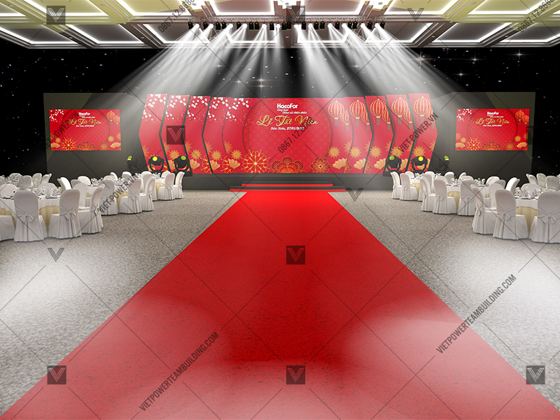 Thiết kế sân khấu 3D 21