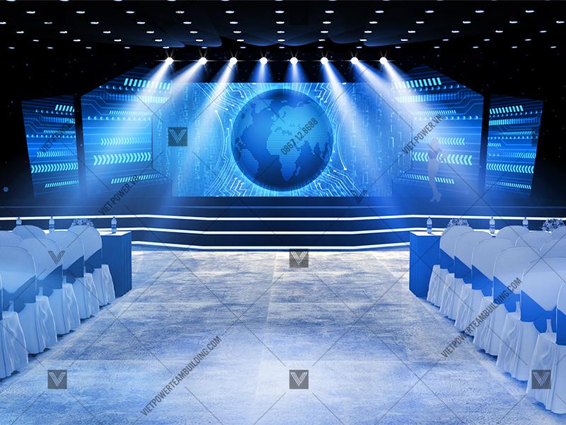 Thiết kế sân khấu 3D 31