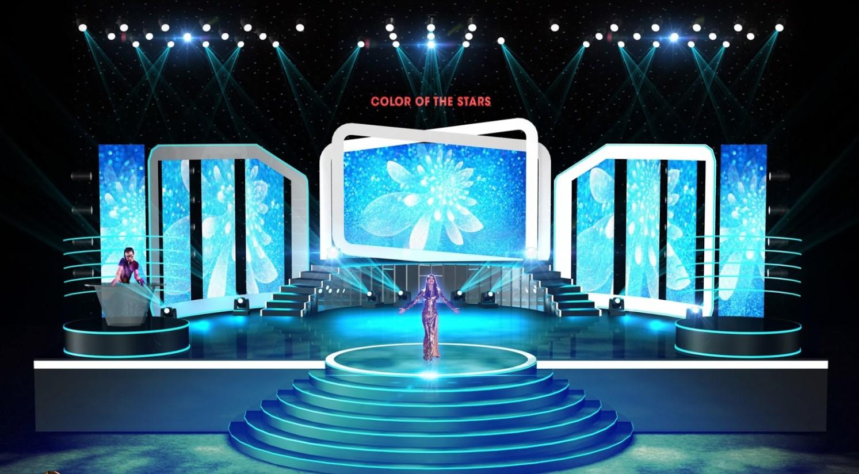 Thiết kế sân khấu sự kiện chuyên nghiệp 2