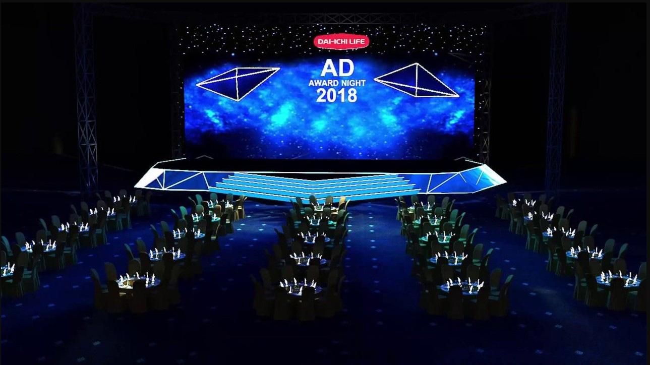 Thiết kế sân khấu sự kiện chuyên nghiệp 4