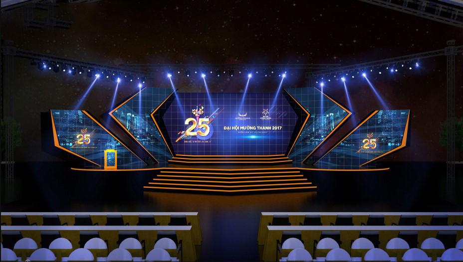 Backdrop kỷ niệm thành lập công ty 27