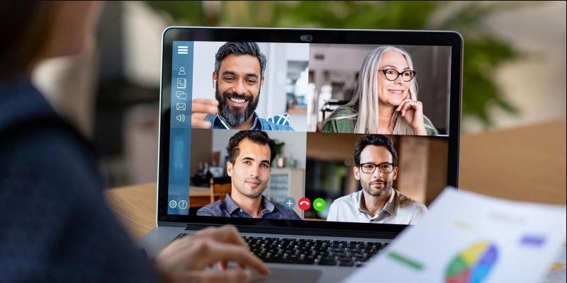 Tổ chức team building online 4